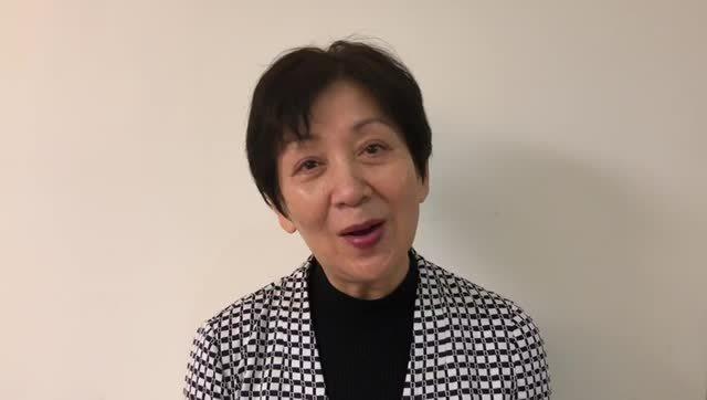 鮑起靜 支持 香港傷殘青年協會 HKFHY